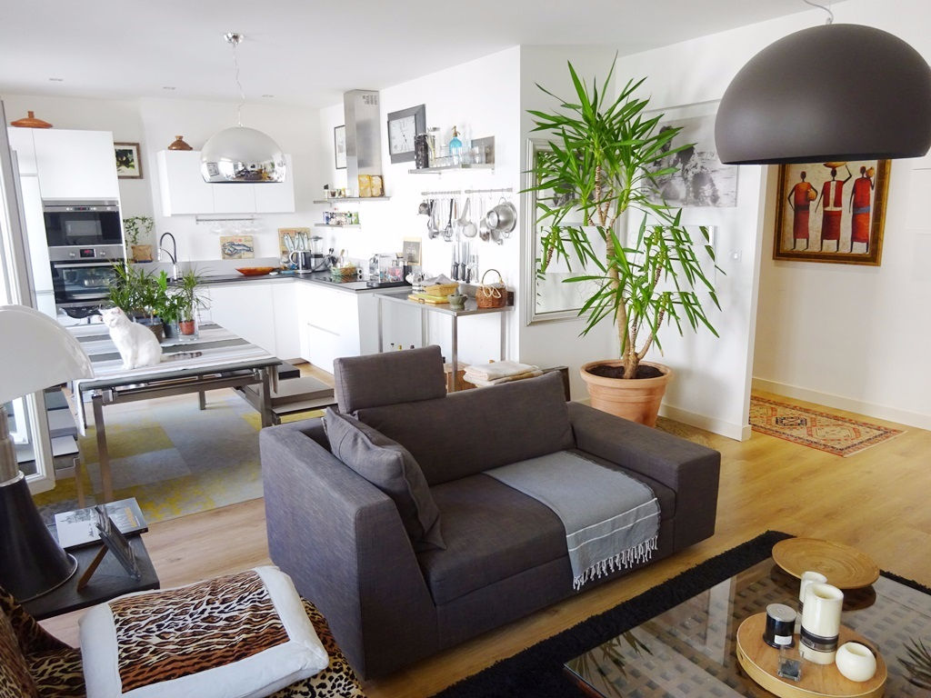 EXCLUSIVITÉ A VENDRE BREST SIAM TRIANGLE D'OR APPARTEMENT T3/4 de 67 M² au 2EME ÉTAGE