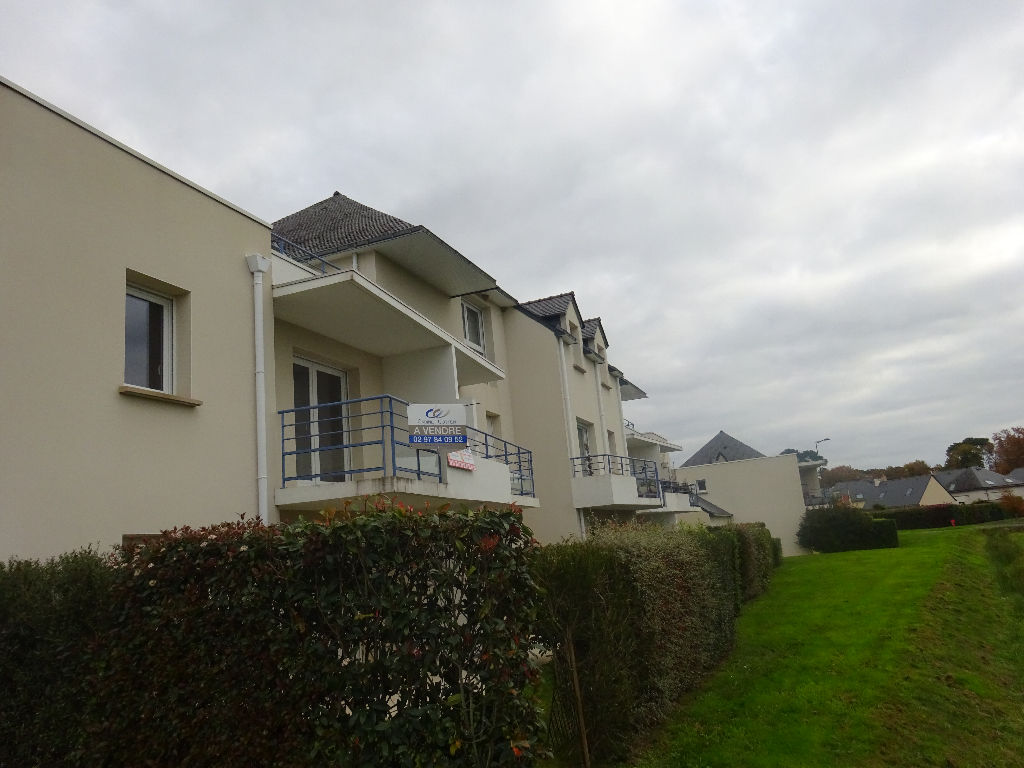 A VENDRE KERVIGNAC APPARTEMENT T3 de 56m² TERRASSE EXPOSEE SUD GARAGE ET PARKING PRIVE