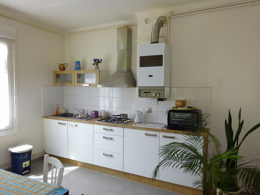 A VENDRE BREST SAINT LOUIS APPARTEMENT T2 de 56.48 m² habitables