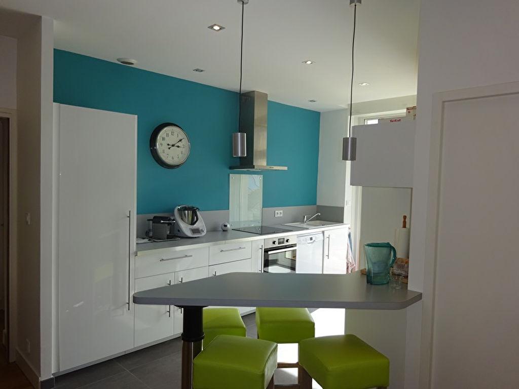 A VENDRE BREST SIAM TRIANGLE D'OR APPARTEMENT T5 de 100 m² + chambre de bonne de 12.50 m²