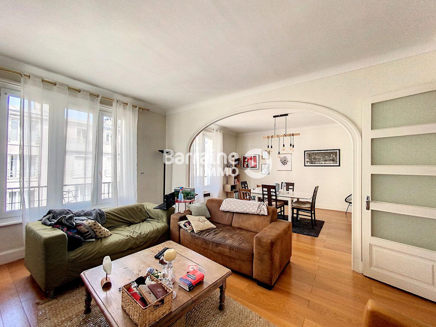 Appartement Brest 4 pièce(s) 101.48 m2