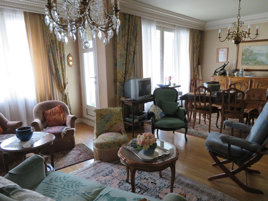 A VENDRE - BREST- SIAM- TRIANGLE D'OR - APPARTEMENT T4 87M2