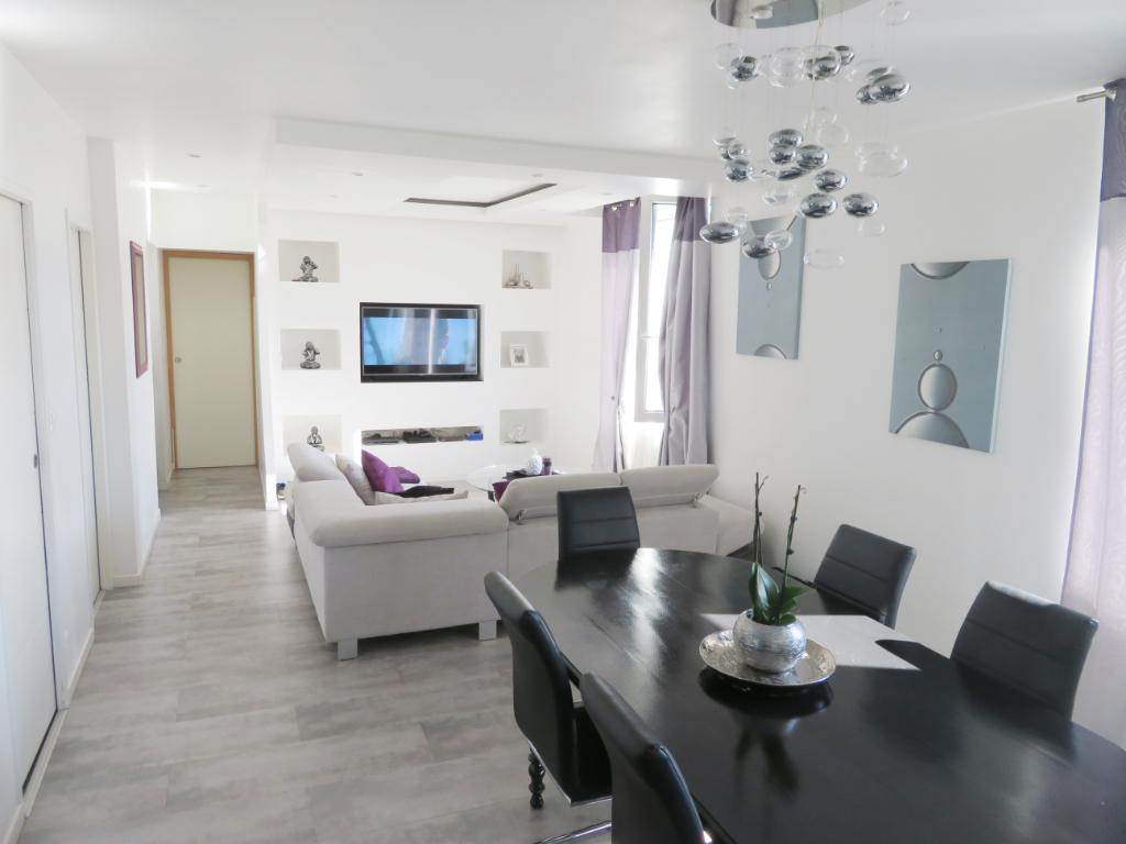 A VENDRE EXCLUSIVITÉ BREST QUATRE MOULINS APPARTEMENT T3 de 79 m²
