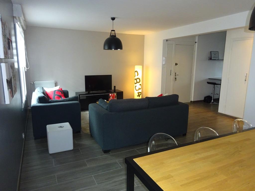 EXCLUSIVITÉ BREST PRAT-LEDAN RECOUVRANCE APPARTEMENT T4 de 73.70 m²