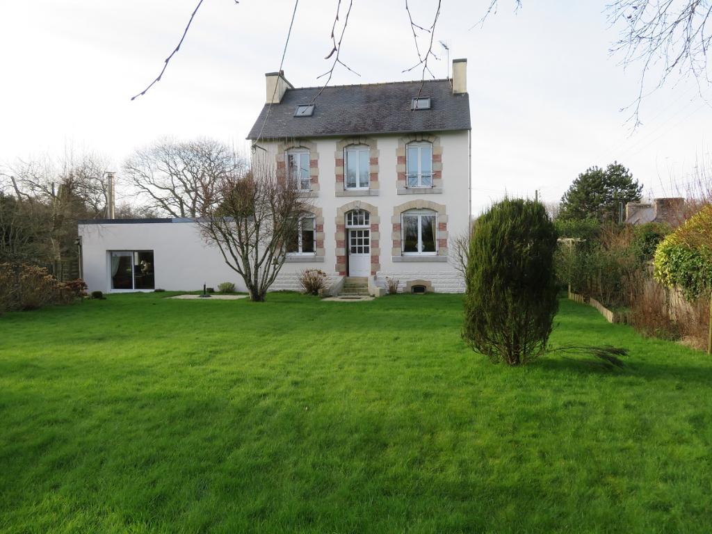 A 25 Minutes au Nord de Brest, Maison de Charme T6 -128 m2- Cadre Champêtre.