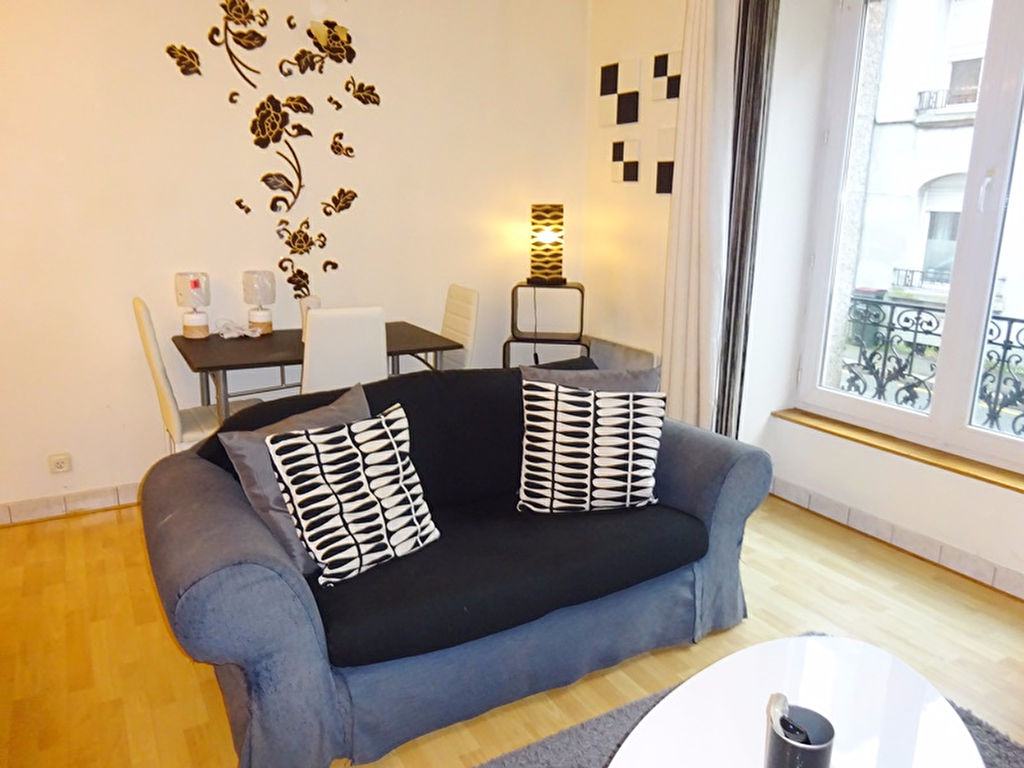 BREST - SAINT-MICHEL - APPARTEMENT T1bis - 36m²