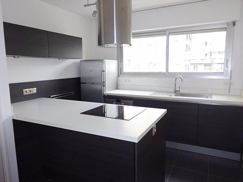 A LOUER BREST JAURES APPARTEMENT T5 87 m²