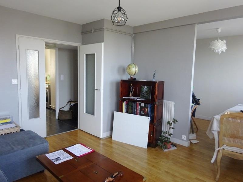 À LOUER - BREST - JARDIN DES EXPLORATEURS - APPARTEMENT T3 - 65.47 m² - VUE MER