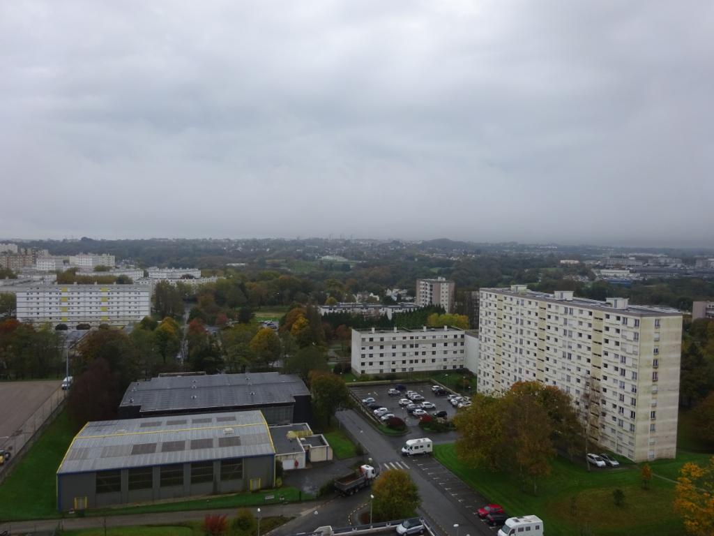 Vente : appartement 5 pièces (93 m²) à BREST BELLEVUE - QUIZAC
