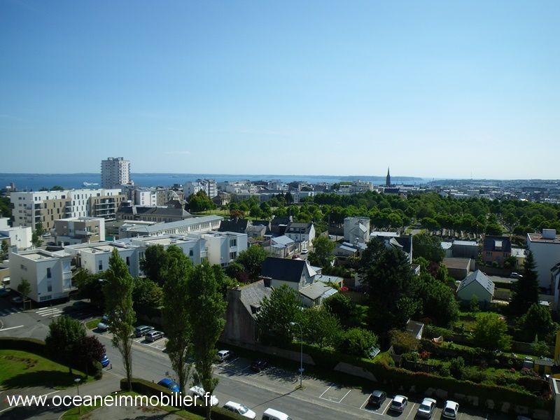 À LOUER - BREST - STRASBOURG - APPARTEMENT T5 - 106 m2 - Vue panoramique ville et rade