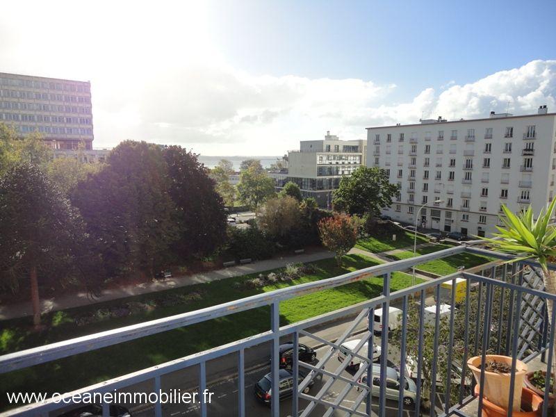 À LOUER BREST CENTRE LIBERTE APPARTEMENT T3 de 54 m² VUE RADE