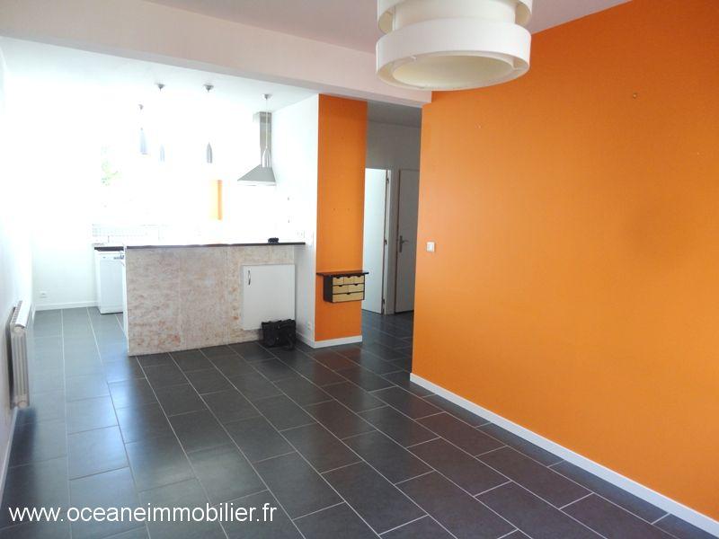 A LOUER BREST BOUGUEN APPARTEMENT T2 45.12 m² GARAGE