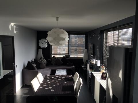 Appartement type II, Roubaix centre
