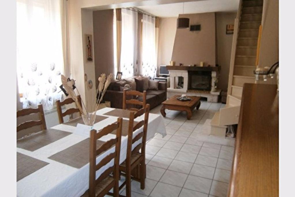 Maison Roubaix  95 m2