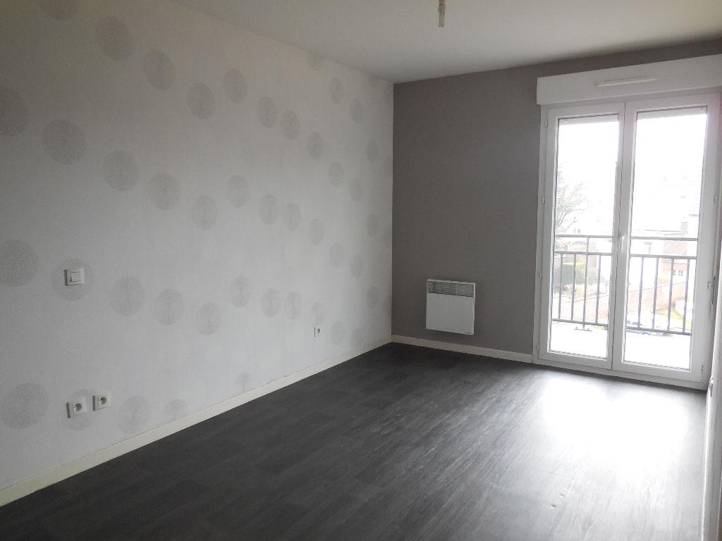 Appartement  Duplex Tourcoing 63.30 m2 Garage et Terrasse