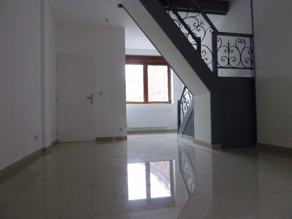 Roubaix - Maison 3 chambres + cour aérée