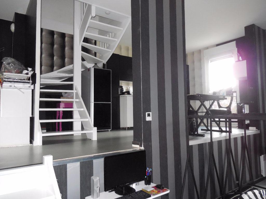 Maison style Triplex