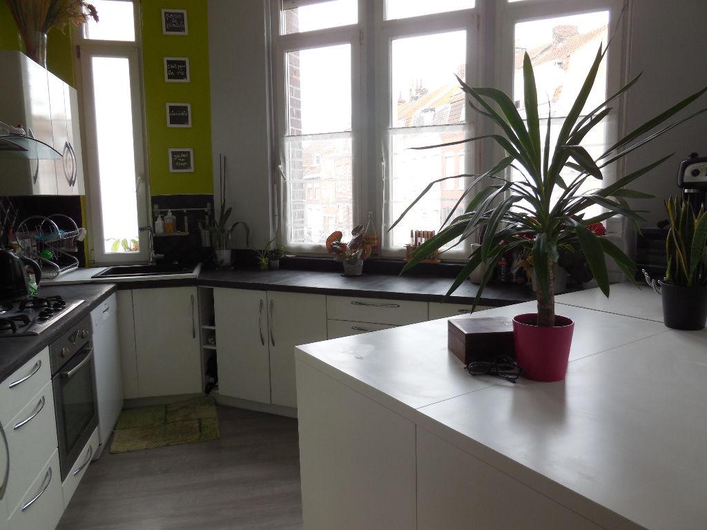 Appartement avec jardin proximité Hôpital Dammartin