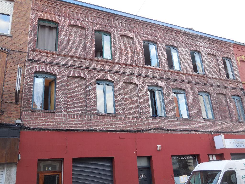 Immeuble de rapport Roubaix centre ville