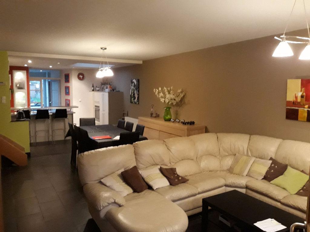 Wattrelos Maison 3 chambres, bureau et jardin