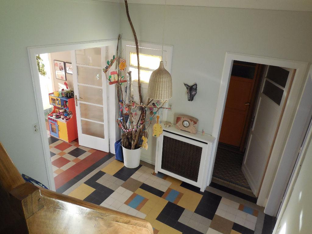 Quartier des modes - 3 chambres jardin garage