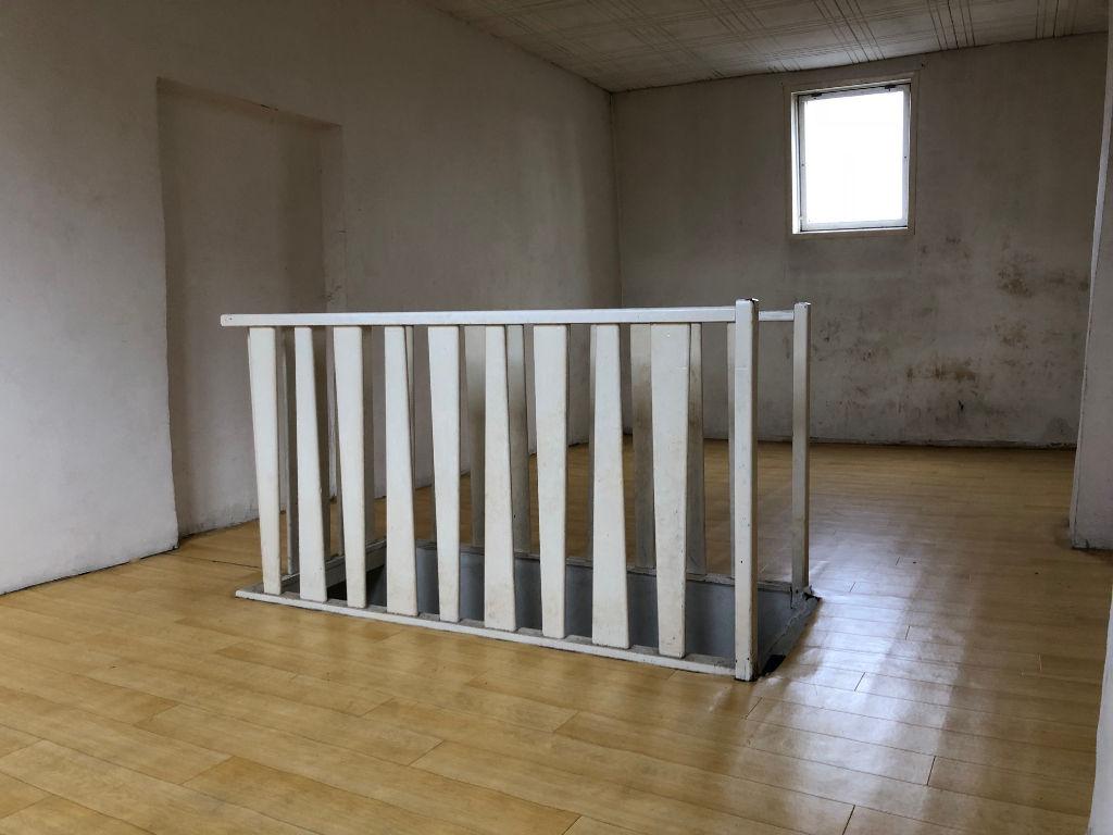 Roubaix - Maison 2 chambres + cour