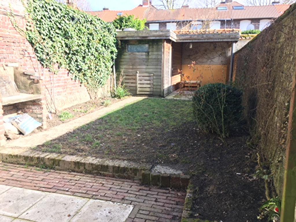 Nouveau Roubaix Maison 4 chambres et jardin avec cachet