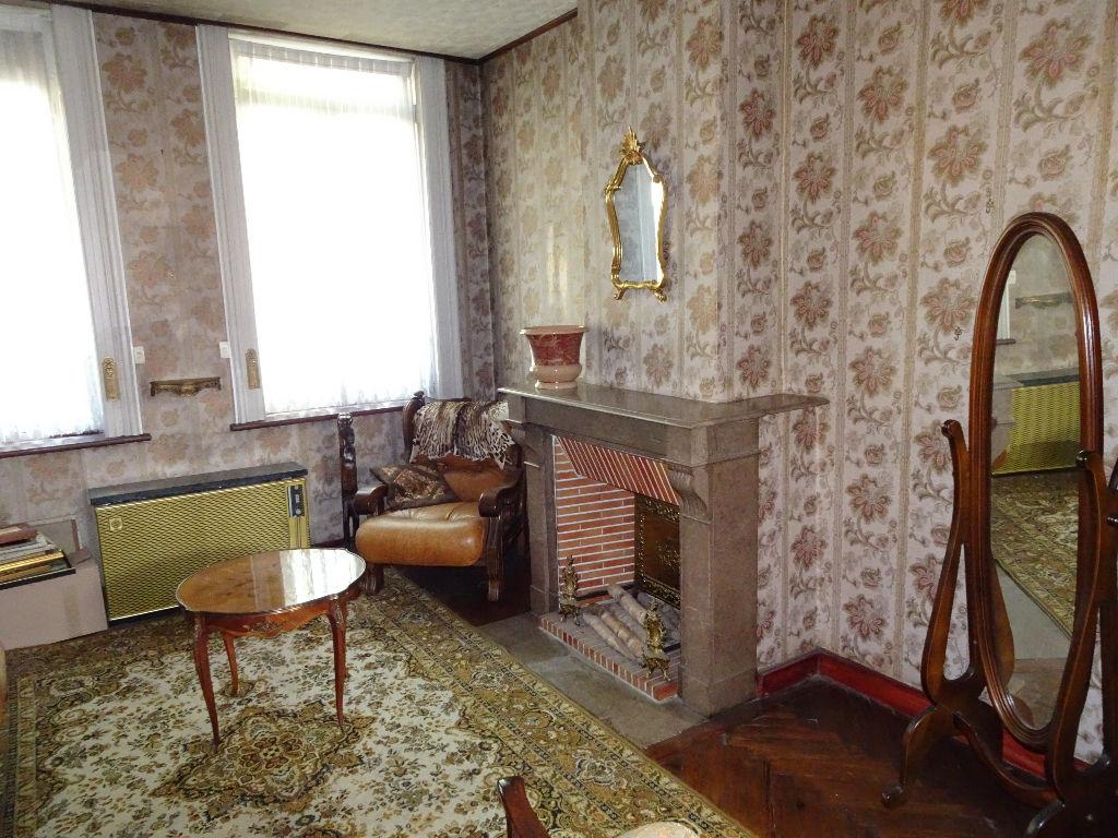 Maison 4 chambres et jardin à rénover