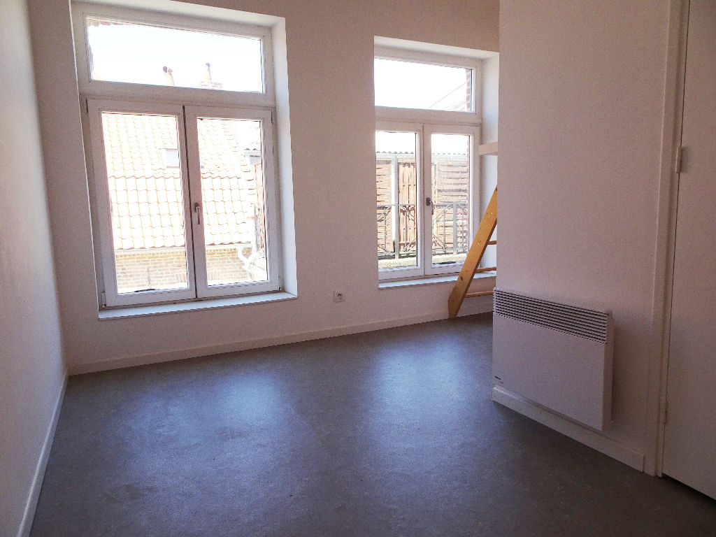 Appartement T1bis Roubaix