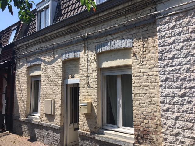 Roubaix, maison 3 chambres et Jardin