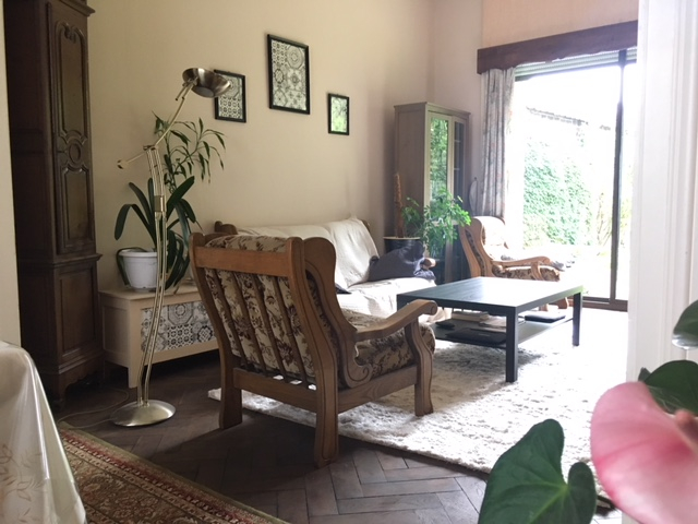 Maison bourgeoise 7 chambres, garage et Jardin