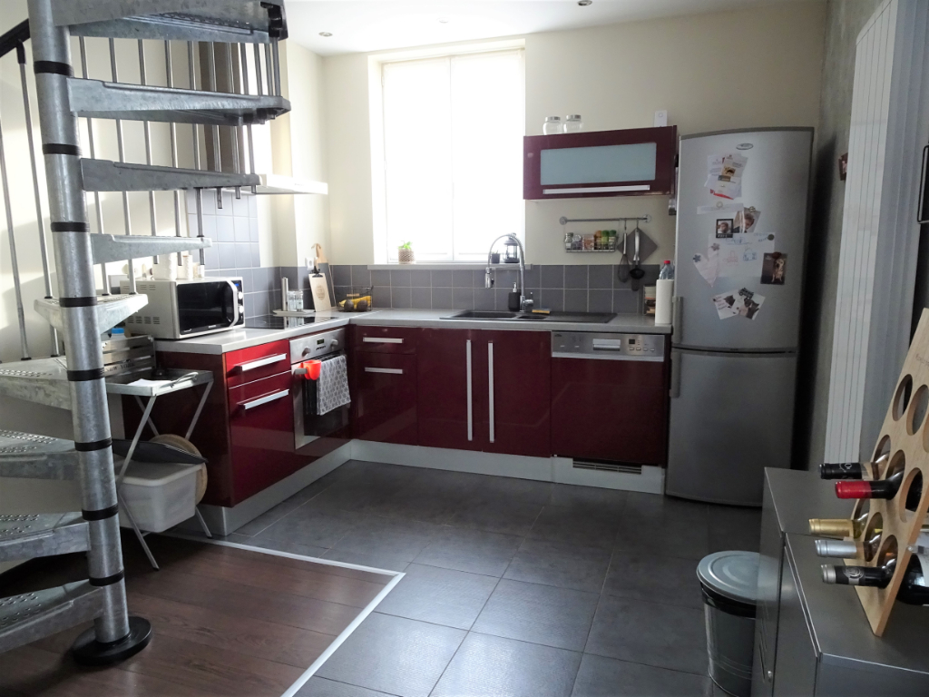 Maison en triplex Hyper centre Wattrelos