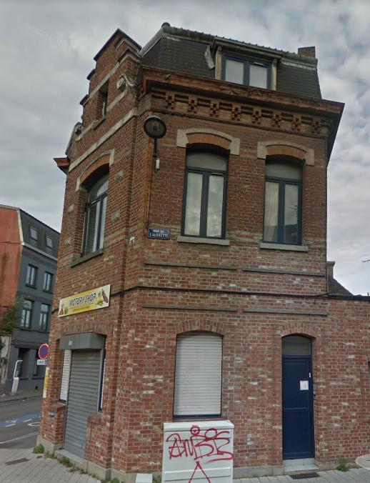 Roubaix proche centre ville Appartement type II