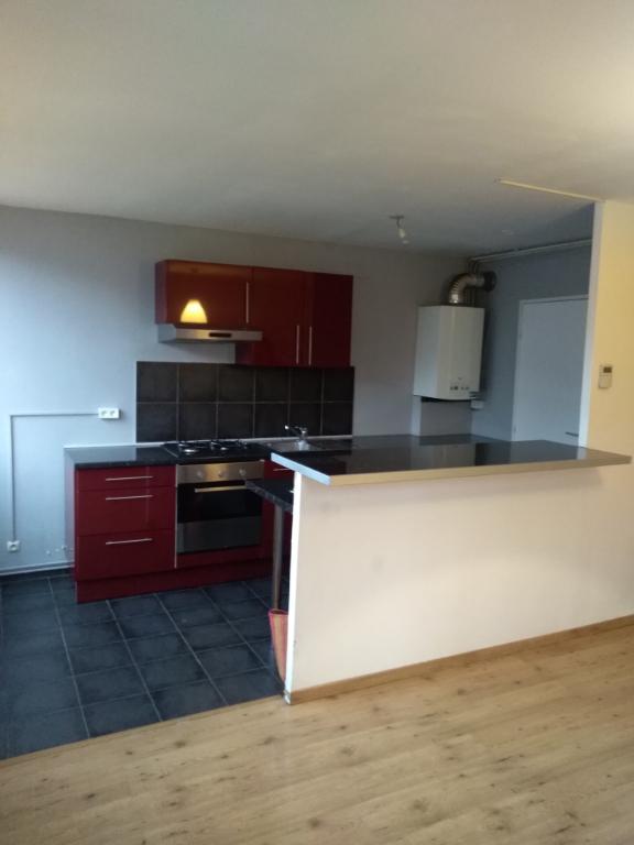 Roubaix hyper centre appartement type II de 52.82 m2