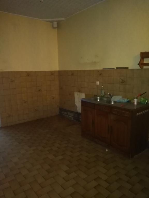 Roubaix Fraternité large maison  3/4 chambres avec jardin