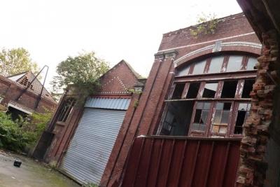 "Entrepôt lot n° 01- ""Brownield"" 519 m²"