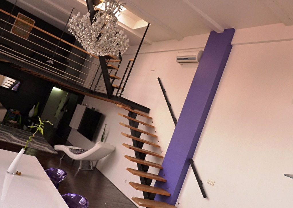"appartement-loft ""Wooden Step"""