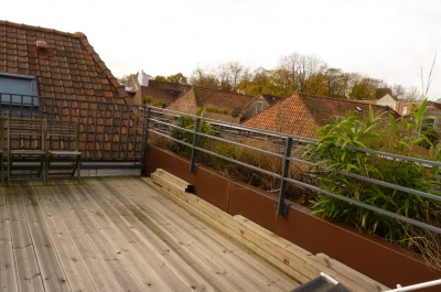 "Appartement-loft  ""Hanging Deck"""