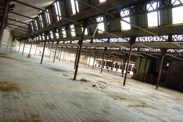 """Entrepôt lot n°04- """"Brownfield"""" 570 m²"""