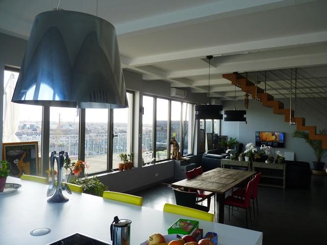 """Appartement-loft """"Space Orchids"""""""