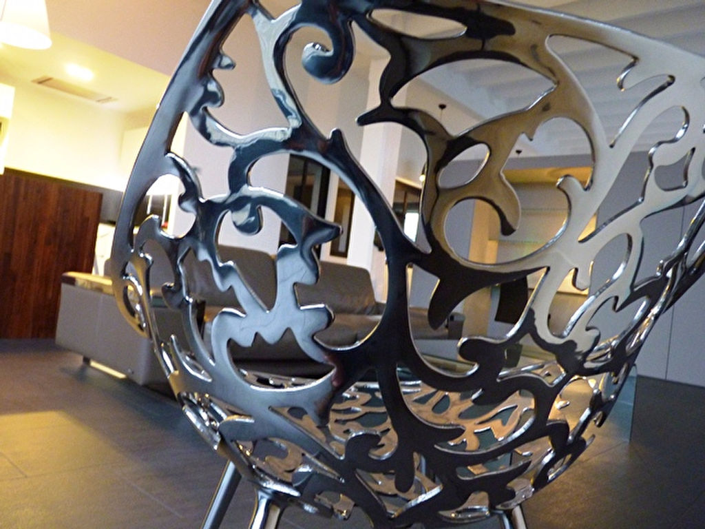 "Appartement loft ""CARVED CHAIR"""
