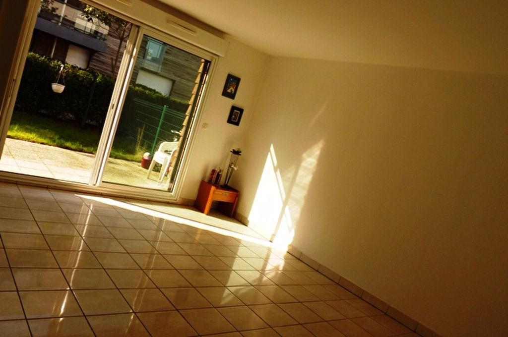 Appartement Rdch + jardin