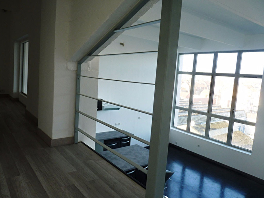 "Appartement- Loft ""Fireproof Fabric"""