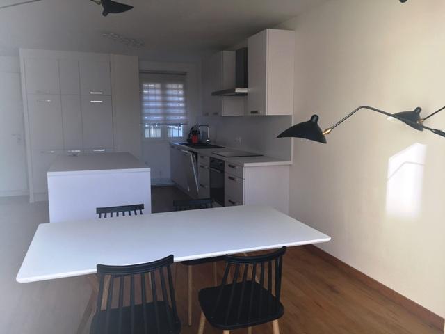 Appartement-Duplex-Meublé- 2 chambres-terrasse-garage