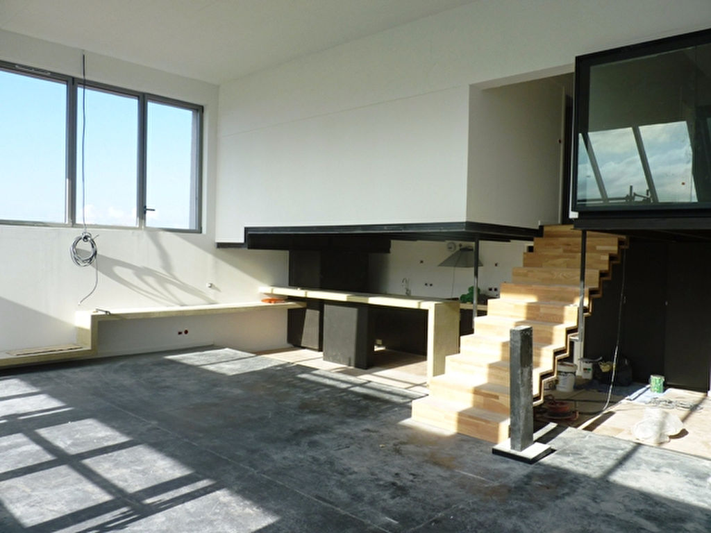 "Appartement-Loft ""Below Grade"""