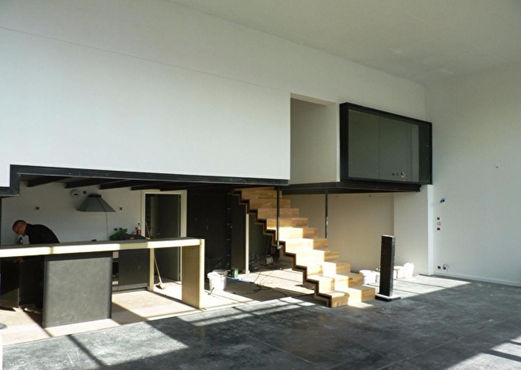 """Appartement-Loft """"Below Grade"""""""