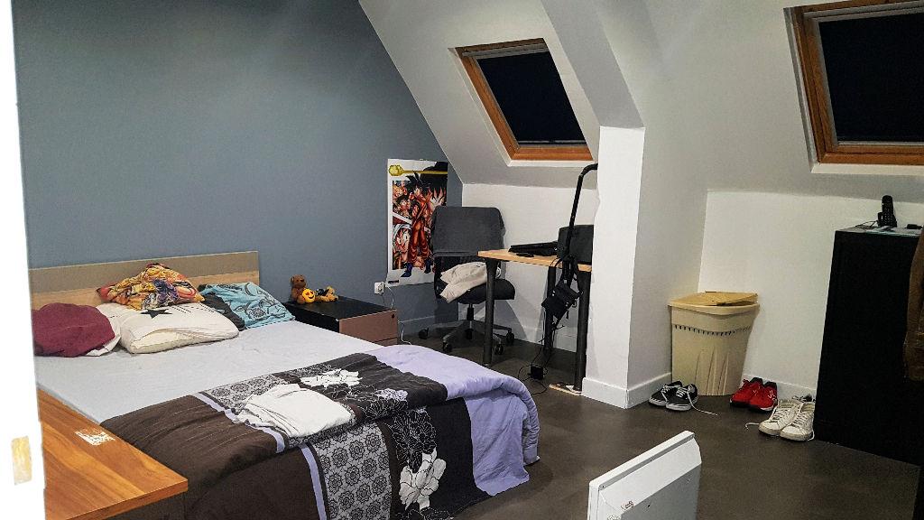 Maison 4 chambres jardin double garage