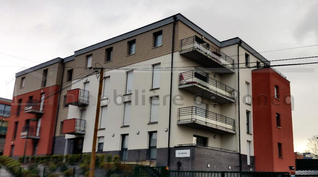Appartement de Type 3 de 72m² dans résidence sécurisée