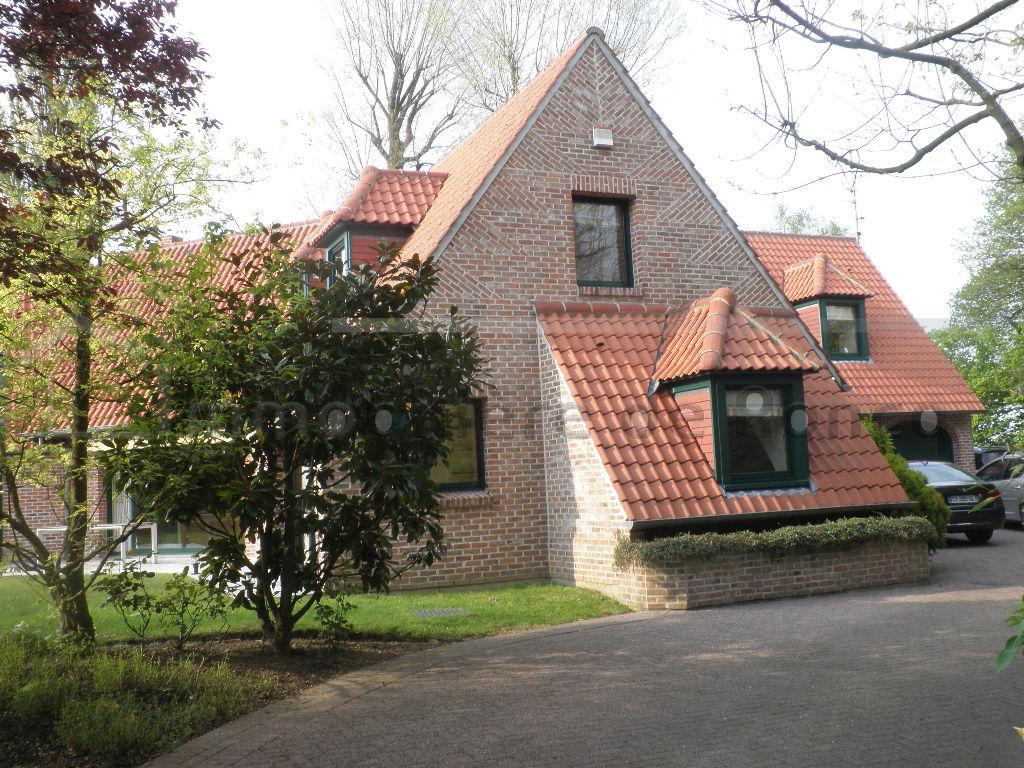 Maison architecte Roncq Croix blanche!