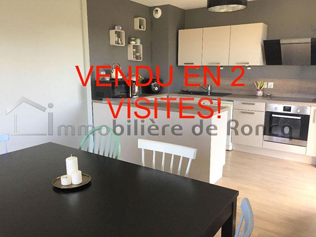Appartement Roncq T3  67.12 m²